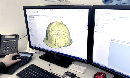 Diseño casco